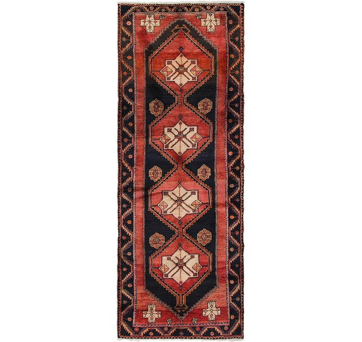 3' 7 x 9' 5 Saveh Persian Runner Rug