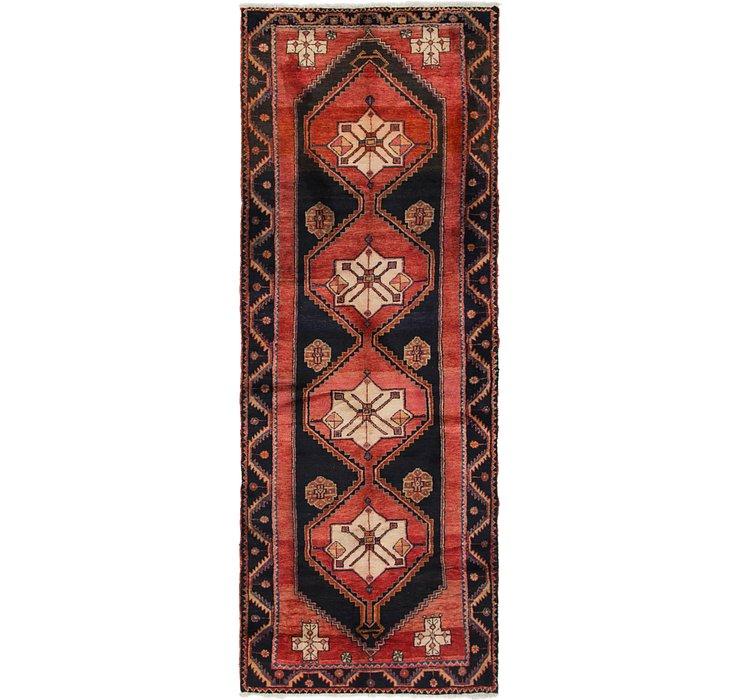 110cm x 287cm Saveh Persian Runner Rug