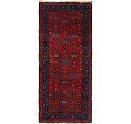 Link to 122cm x 270cm Hamedan Persian Runner Rug