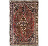 Link to 6' x 9' Hamedan Persian Rug