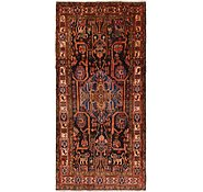 Link to 5' x 10' 3 Nahavand Persian Runner Rug