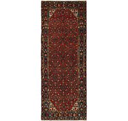 Link to 122cm x 320cm Hossainabad Persian Runner Rug