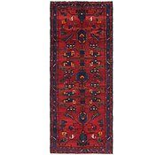 Link to 4' x 10' 4 Hamedan Persian Runner Rug