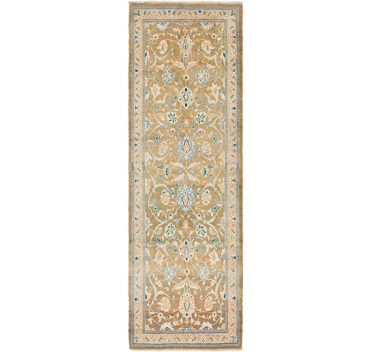 3' 9 x 11' 10 Mahal Persian Runner Rug
