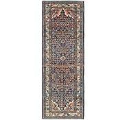 Link to 107cm x 320cm Farahan Persian Runner Rug