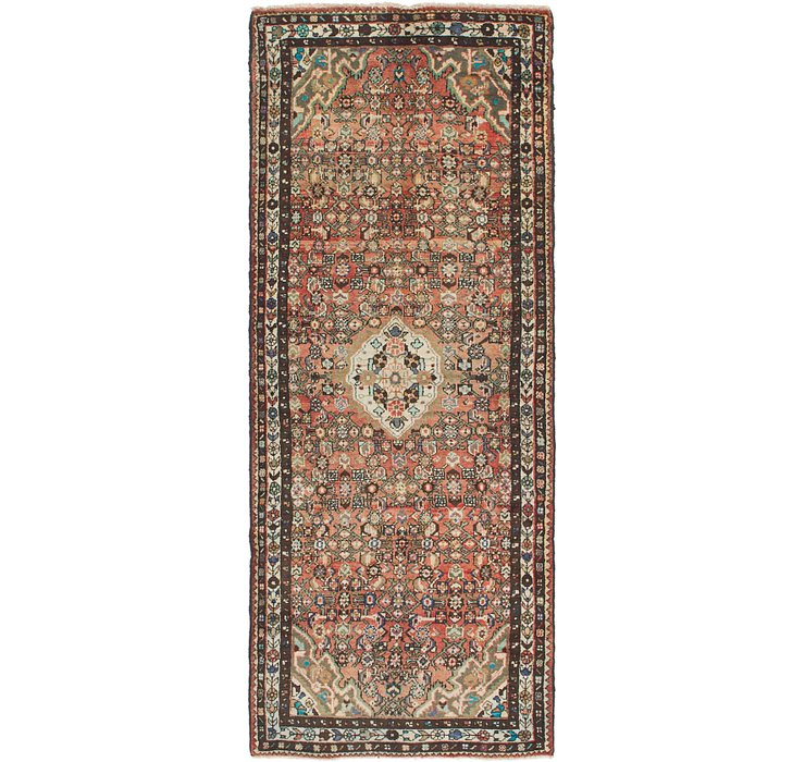 112cm x 297cm Hossainabad Persian Run...