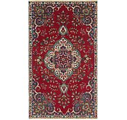 Link to 4' 9 x 8' 2 Tabriz Persian Rug