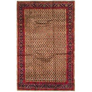 Unique Loom 5' 2 x 7' 10 Koliaei Persian Rug