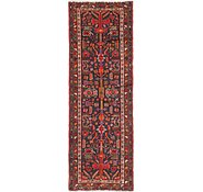 Link to 3' 5 x 9' 4 Hamedan Persian Runner Rug