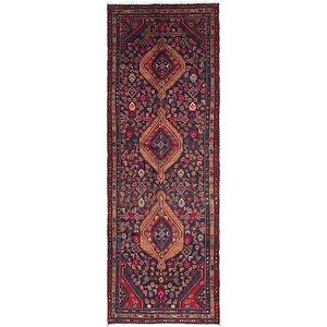 3' 6 x 10' Mazlaghan Persian Runne...