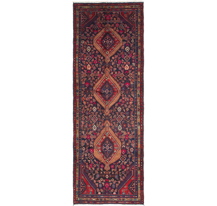 3' 6 x 10' Mazlaghan Persian Runne...