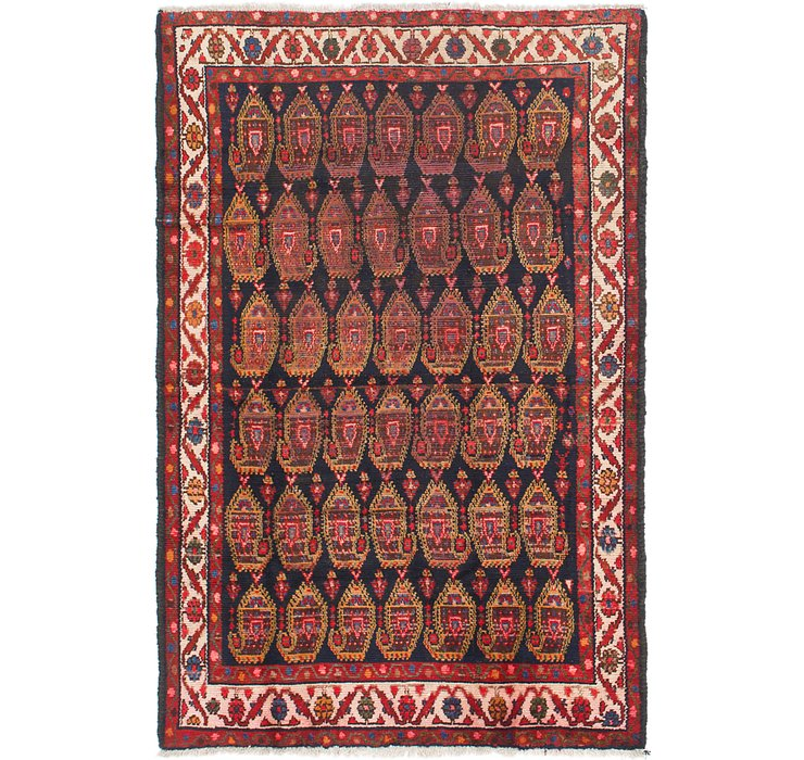 4' 3 x 6' 4 Malayer Persian Rug