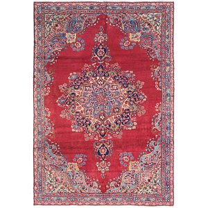 Link to 6' x 8' 10 Mashad Persian Rug item page