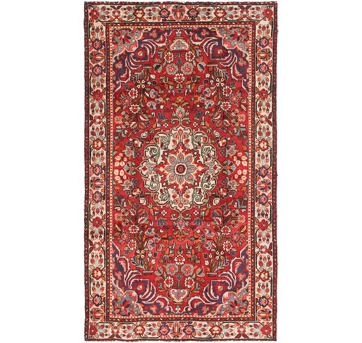 5' x 9' Borchelu Persian Rug