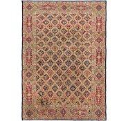 Link to 208cm x 292cm Kerman Persian Rug
