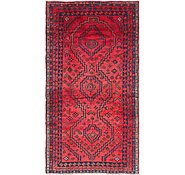 Link to 4' 4 x 7' 8 Shiraz Persian Runner Rug