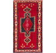 Link to 4' 8 x 8' 4 Shiraz Persian Rug
