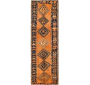Link to 3' 9 x 11' 7 Shiraz-Lori Persian Runner Rug