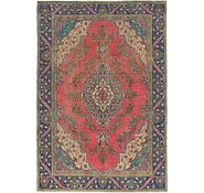 Link to 6' 2 x 9' Tabriz Persian Rug