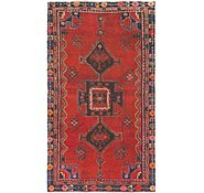 Link to 4' 3 x 7' 3 Hamedan Persian Rug