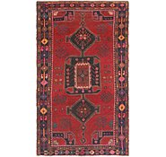 Link to 4' 8 x 8' 2 Hamedan Persian Rug
