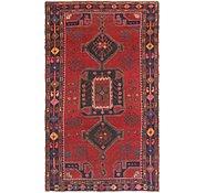 Link to 4' 8 x 8' 2 Hamedan Persian Rug