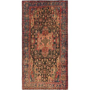 Link to 5' x 9' 5 Nahavand Persian Runne... item page