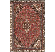 Link to 7' 5 x 11' Hamedan Persian Rug