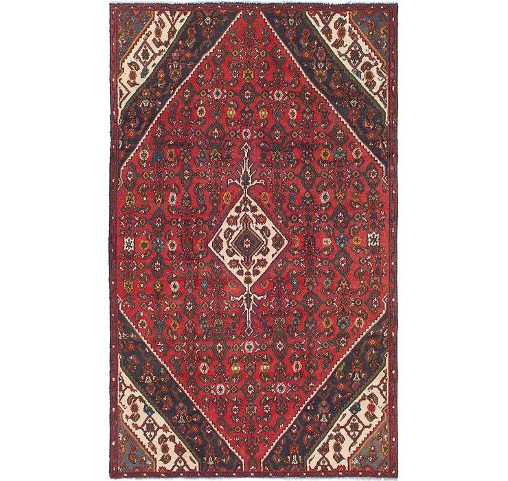 5' 3 x 8' 9 Joshaghan Persian Rug