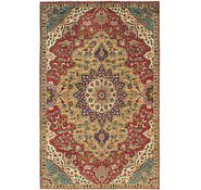Link to 5' x 7' 9 Tabriz Persian Rug