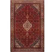 Link to 6' 4 x 9' 10 Hamedan Persian Rug
