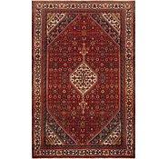 Link to 6' 4 x 9' 10 Hamedan Persian Rug