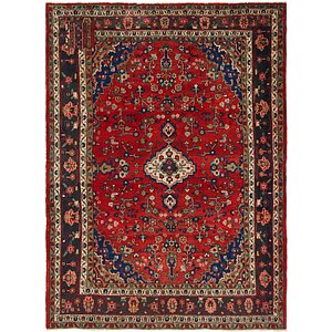 6' 9 x 9' 4 Shahrbaft Persian Rug