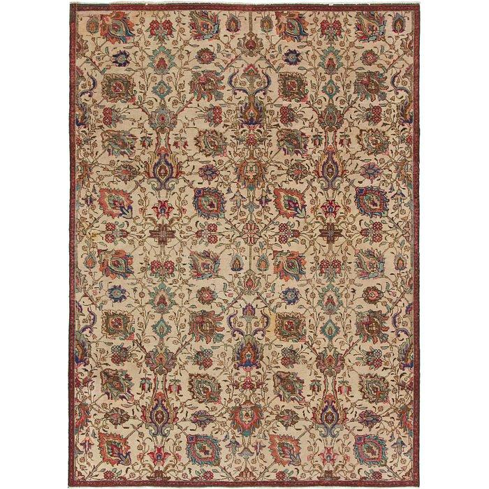 6' 10 x 9' 5 Tabriz Persian Rug