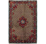 Link to 3' 5 x 5' 5 Songhor Persian Rug