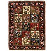 Link to 3' 7 x 4' 9 Bakhtiar Persian Rug