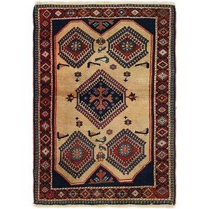 3' 2 x 4' 6 Yalameh Persian Rug