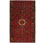 Link to 4' 2 x 6' 9 Hossainabad Persian Rug