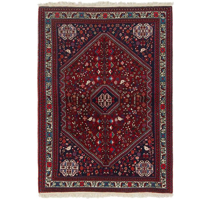 3' 7 x 5' 2 Maymeh Persian Rug