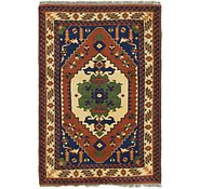 Link to 102cm x 152cm Balouch Persian Rug