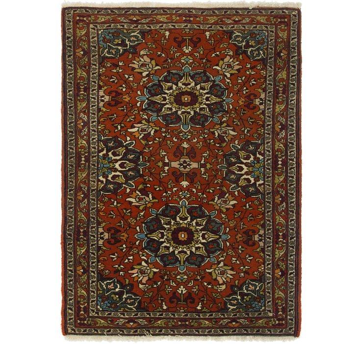 3' 2 x 4' 5 Yalameh Persian Rug