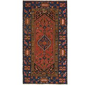 Link to 3' 8 x 7' 1 Hamedan Persian Rug