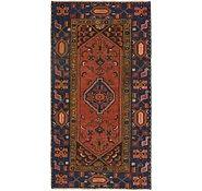 Link to 112cm x 215cm Hamedan Persian Rug
