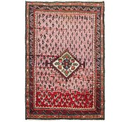 Link to 2' 2 x 3' 3 Hamedan Persian Rug
