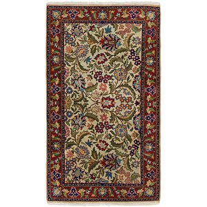 HandKnotted 3' 3 x 5' 9 Romani Rug