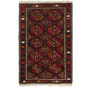 Link to 3' 2 x 5' Balouch Persian Rug