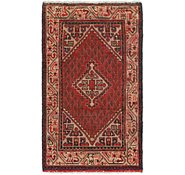 Link to 2' 6 x 4' 3 Farahan Persian Rug