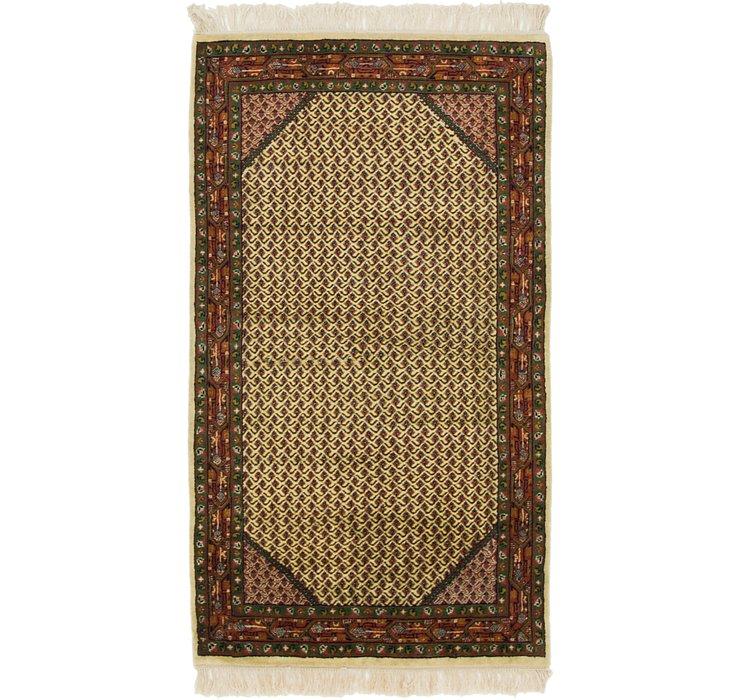 3' x 5' 4 Mir Oriental Rug