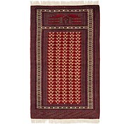 Link to 3' x 5' 2 Bokhara Oriental Rug