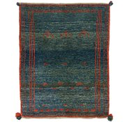 Link to 3' 5 x 4' 4 Shiraz-Gabbeh Persian Rug